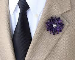 lapel flower lapel flower etsy