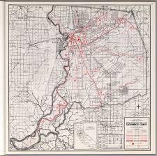 Maps Sacramento Sacramento Maps Sacramento Delta Map Old Maps Of Sacramento