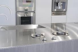 plan de travail inox cuisine professionnel plan de travail inox sur mesure plan de travail inox cuisine