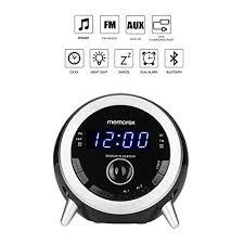 clock radio with night light alarm clock radio memorex 10 in 1 clock radio digital fm radio
