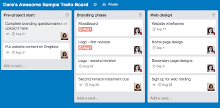 how to use trello for project management with your clients dara