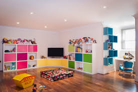 Awesome Kids Playroom Ideas Home Design And Interior - Kids play room storage