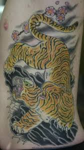 meaning japanese tiger