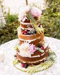 wedding cake no icing wedding cake stock photo image of california levels 46817182