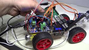 sunfounder video car 33 first power up of car on batteries youtube