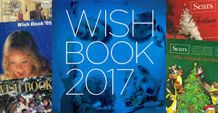 rejoice sears brought back its classic wish book catalog for the