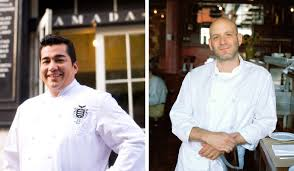chefs jose garces and marc vetri set to battle in their annual