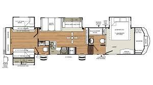 Rockwood Roo Floor Plans 2018 Forest River Sandpiper 365saqb Model