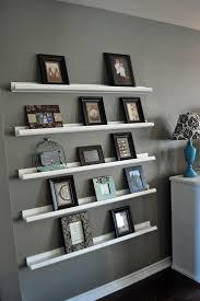 marvelous diy shelves for living room built in decorations