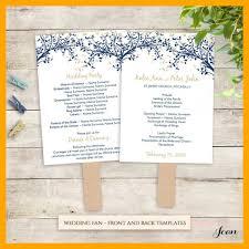 wedding program fans kit inspiring diy wedding crafts doily program fan u for kits ideas and