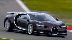 first bugatti bugatti chiron first lap video around nurburgring