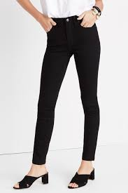 Black Skinny Jeans With Holes 13 Best Black Skinny Jeans For Fall 2017 Ripped And High Waisted