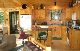 Log Cabin Kitchen Ideas Kitchen Log Cabin Kitchen Ideas House Pictures Cabinet