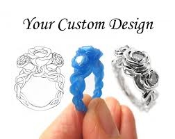 design your own engagement ring design your own engagement ring custom commissioned