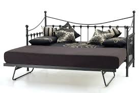 Metal Daybed Frame Black Metal Daybed Frame U2013 Heartland Aviation Com