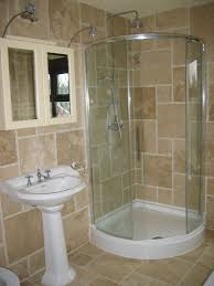 Bathroom Shower Stall Ideas Small Bathroom Shower Stall Ideas Design White Wooden Vanity Wall