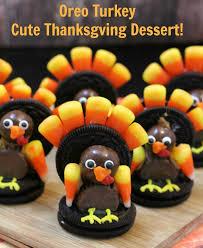 oreo turkey thanksgiving dessert creative home family
