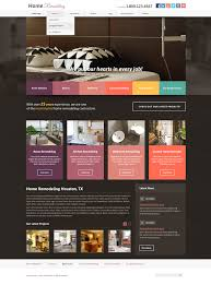 interior renovation responsive joomla template theme gridgum