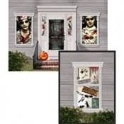 halloween backdrops backgrounds u0026 props partycheap