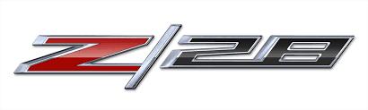 camaro logos chevrolet camaro z28 2014 cartype