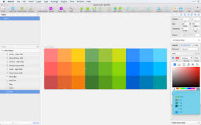 a simple trick for creating color palettes quickly sketch app tricks