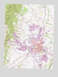 ft detrick map frederick md topographic map topoquest