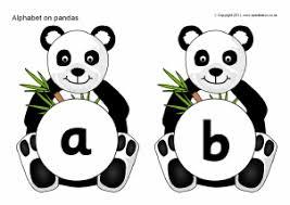 panda themed classroom printables sparklebox