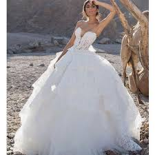pnina tornai dresses pnina tornai white lace and pearl 2017 gown wedding dress