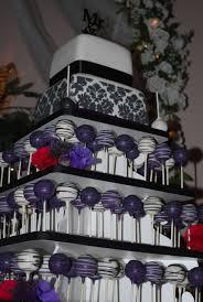 cake pop wedding cake damask wedding cake cake pop display cakecentral