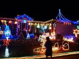 melton christmas lights bus tour melbourne