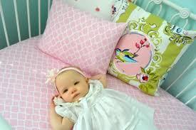 Shabby Chic Crib Bedding Love Birds Shabby Chic Crib Bedding U2013 Soren By Angelique