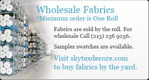 wholesale fabric discount fabric specialists