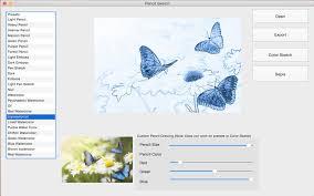 pencil sketch app on the mac app store