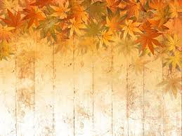 fall leaf border background abstract thanksgiving pattern
