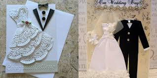 awesome handmade wedding invitations in unique styles