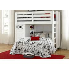 liberty furniture kaleidoscope loft bed linen white hayneedle