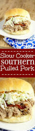 slow cooker southern pulled pork the gracious wife