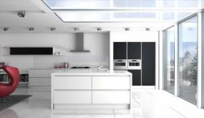 White Ikea Kitchen Cabinets White Gloss Fascinating Hit Lucente Zebrano Kitchen Cabinets White