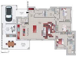plan de maison 100m2 3 chambres plan de maison 100m2 3 chambres plan rdc maison vaste maison