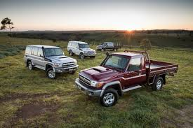 toyota land cruiser 70 toyota brings the 70 series land cruiser up to date