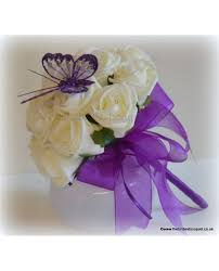 theme wedding bouquets butterfly wedding flowers brides bridesmaid or flowergirl bouquets