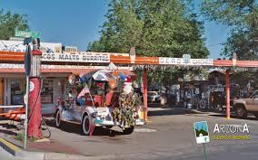 Map Of Old Route 66 by Arizona Scenic Roads See For Yourself Why The Scenic Roads Of