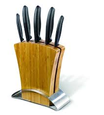 victorinox swissclassic cutlery block set set of 5 amazon co uk