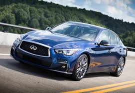 infiniti q50 2018 infiniti q50 bundles safety tech adds new grade levels