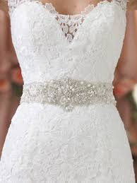 allover hand beaded illusion wedding dress belt sold separately
