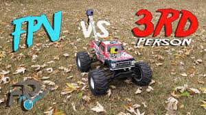 nitro circus monster truck rc cars compilation fpvtv