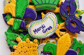mardi gras cookies mardi gras cookie collection cakes bakes