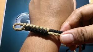 make snake knot paracord bracelet images How to make snake knot paracord bracelet detailed tutorial two jpg