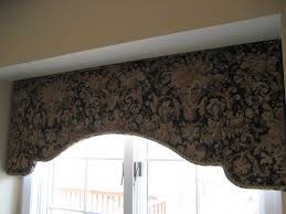 decorations awesome curved plant pattern window cornice