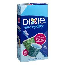 dixie cups dixie everyday bath cups 3 oz 200 ct walmart